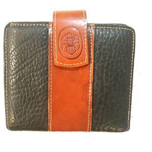 Vintage Mundi Wallet